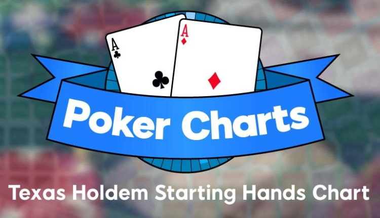 Texas Hold`em chart – learn to identify the best hands and develop strategies